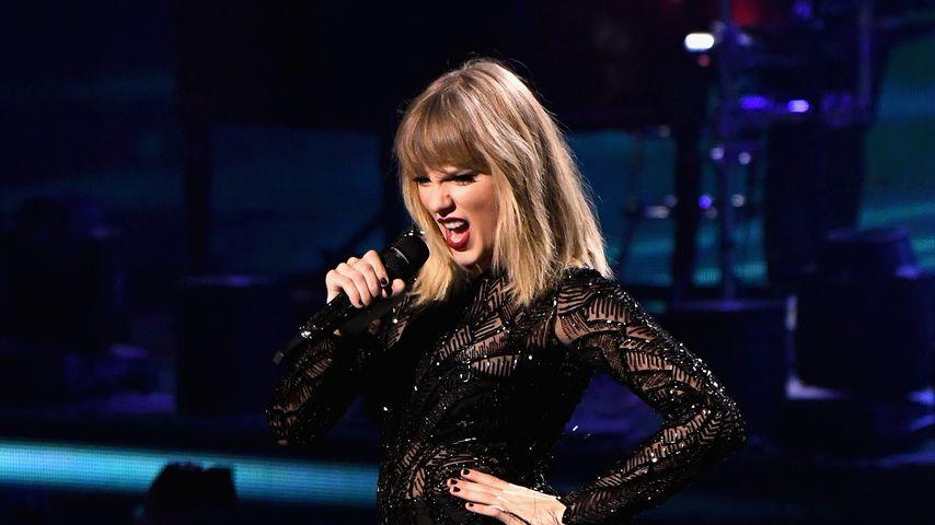 Taylor Swift beim DIRECTV NOW Super Saturday Night Concert
