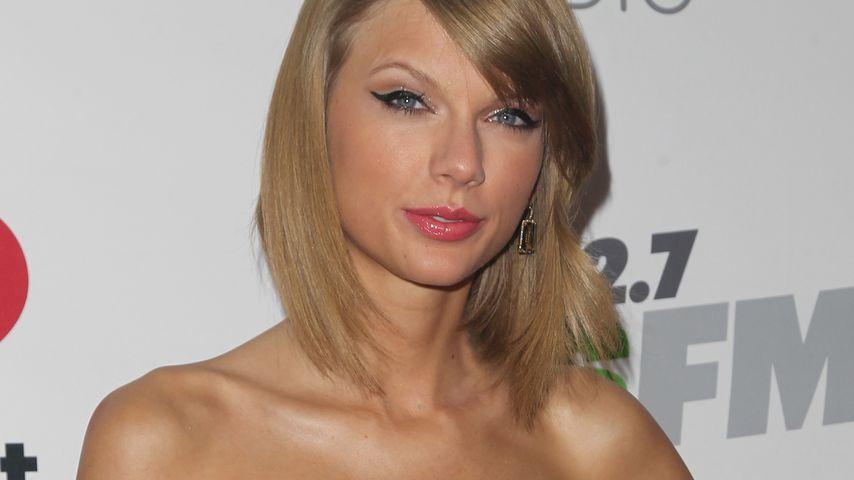 Taylor Swift perfomt trotz Kehlkopfentzündung
