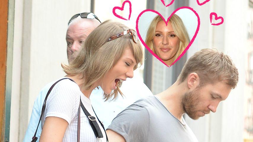 Taylor Swift & Calvin Harris: Ellie Goulding spielte Amor