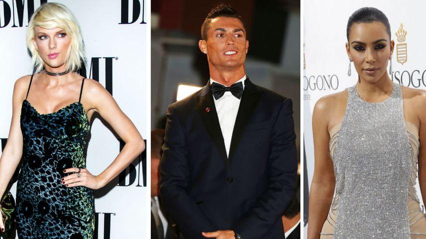 Die 100 bestbezahlten Promis: Das verdienen Ronaldo & Co.