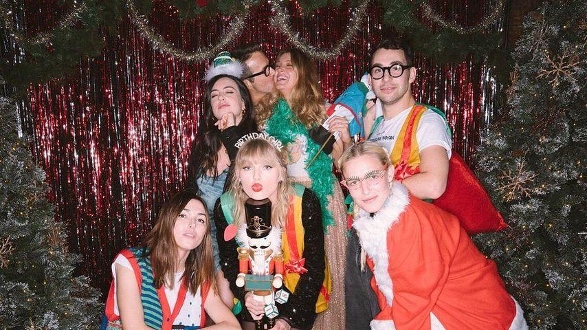 Taylor Swift: 30. Geburtstag mit Ryan Reynolds und Gigi Hadid