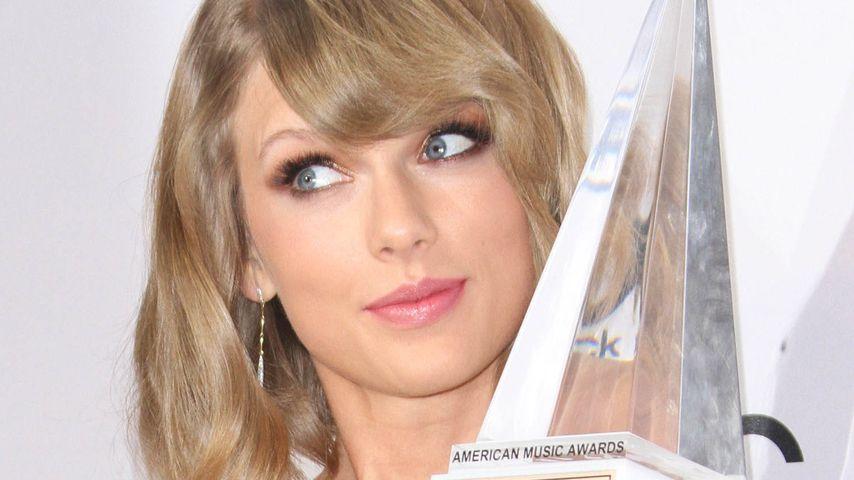 Taylor Swift: So bleibt sie auf dem Teppich