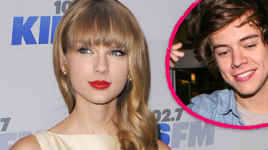 Sex-Tape-Falle: Jetzt hat's Taylor Swift erwischt