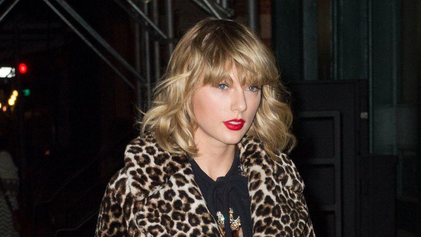 Fahndung läuft: Irrer Stalker verfolgt Taylor Swift wieder!