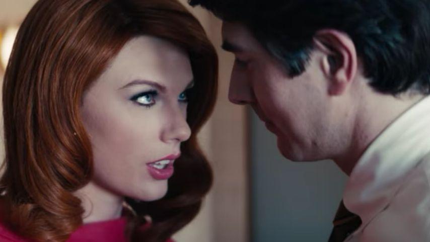 In neuem Musikvideo: Taylor Swift trägt nun feuerrote Mähne!