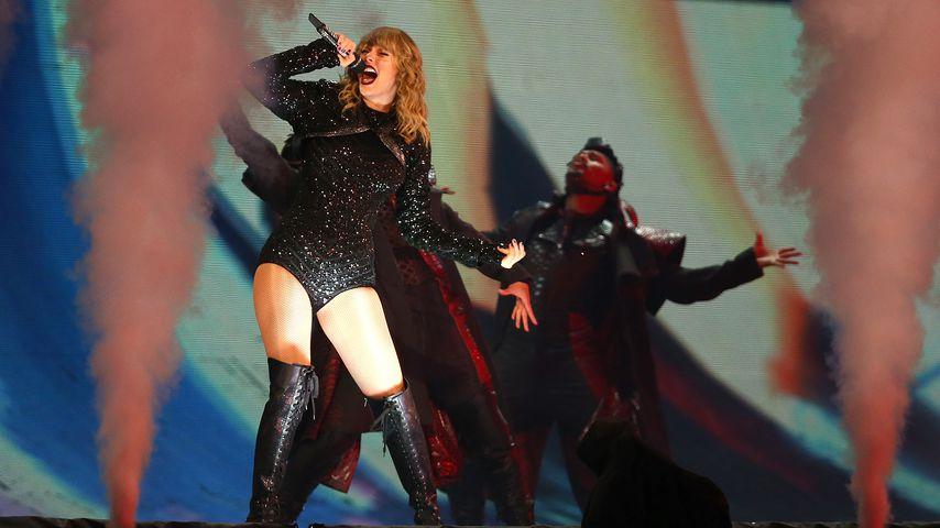 Taylor Swift bei ihrer Reputation Stadium Tour in Perth