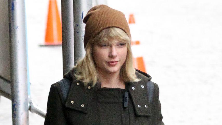 Taylor Swift im November 2016 in New York