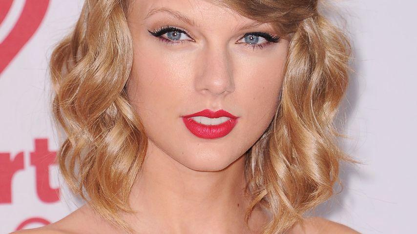 Zum Knutschen! Taylor Swifts Lippenbekenntnis