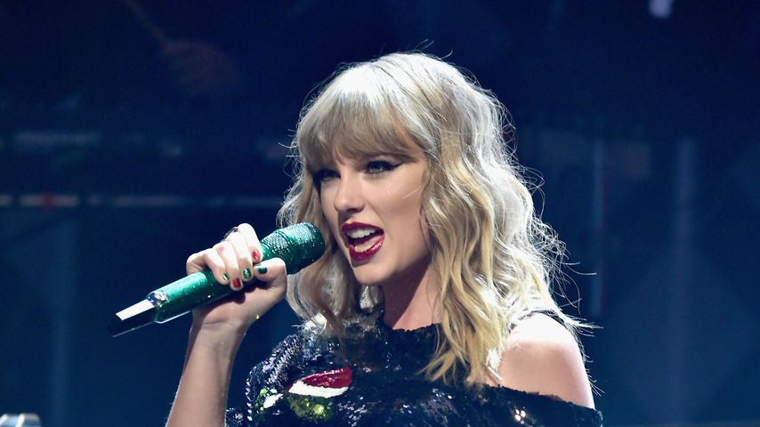 Taylor Swift beim Z100 Jingle Ball