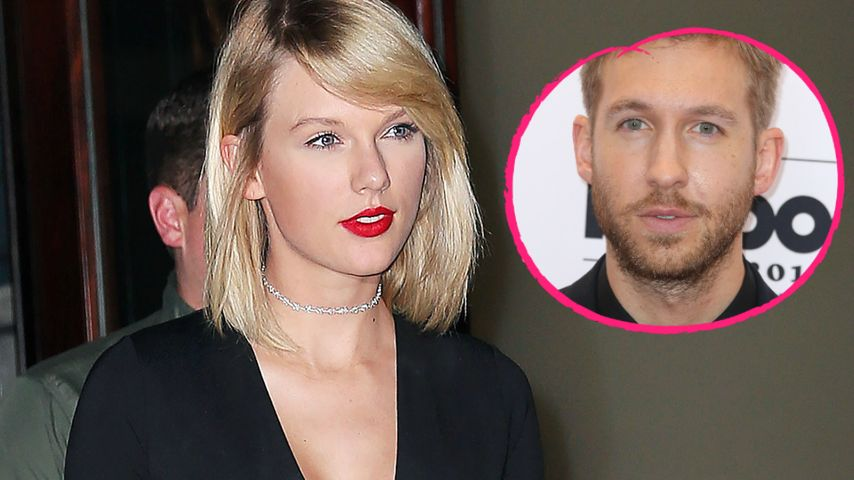Gefühls-Chaos? Taylor Swift feiert zum Song ihres Ex' Calvin