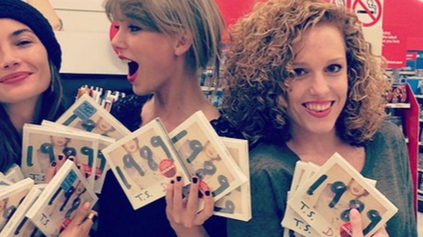 """Rekord: Taylor Swifts """"1989"""" ist echt bombastisch"""