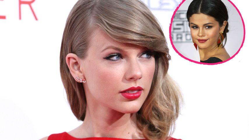 BFF-Zoff mit Sel: Taylor Swift enttäuscht wie nie!