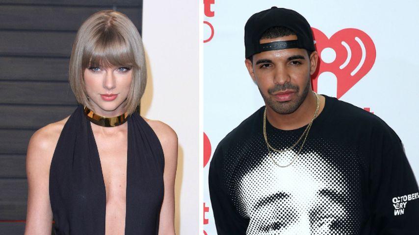 Taylor Swift & Drake: Wollen sie nur Rache an ihren Exen?