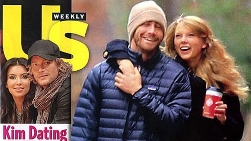 Es wird ernst bei Taylor Swift und Jake