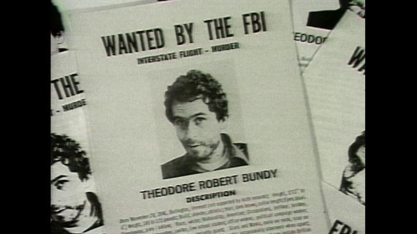 Ein Ausschnitt der Dokumentation über Serienkiller Ted Bundy
