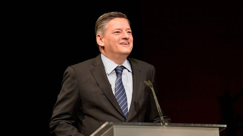 Ted Sarandos im Jahr 2017