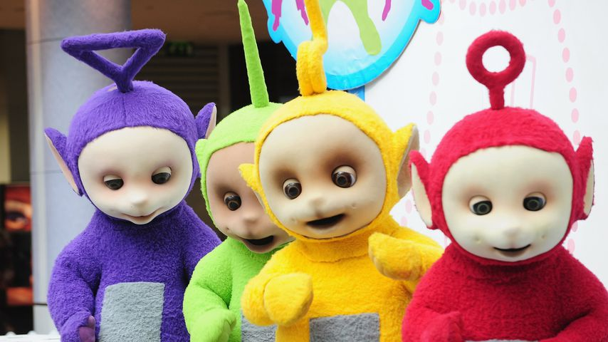 Tinky Winky, Dipsy, Laa-Laa und Po