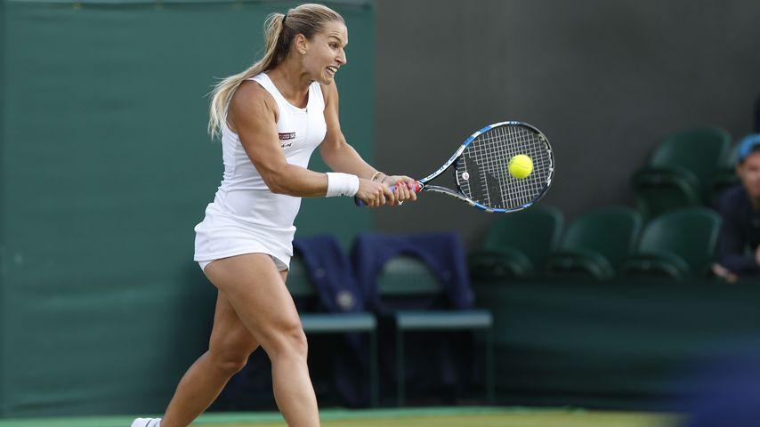 Zu gut! Muss diese Tennis-Beauty nun ihre Hochzeit absagen?