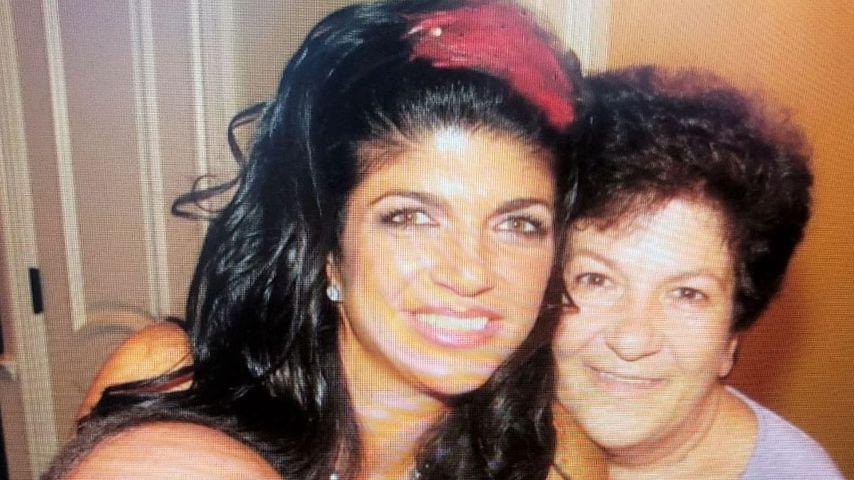 Realitystar Teresa Giudice und ihre Eltern