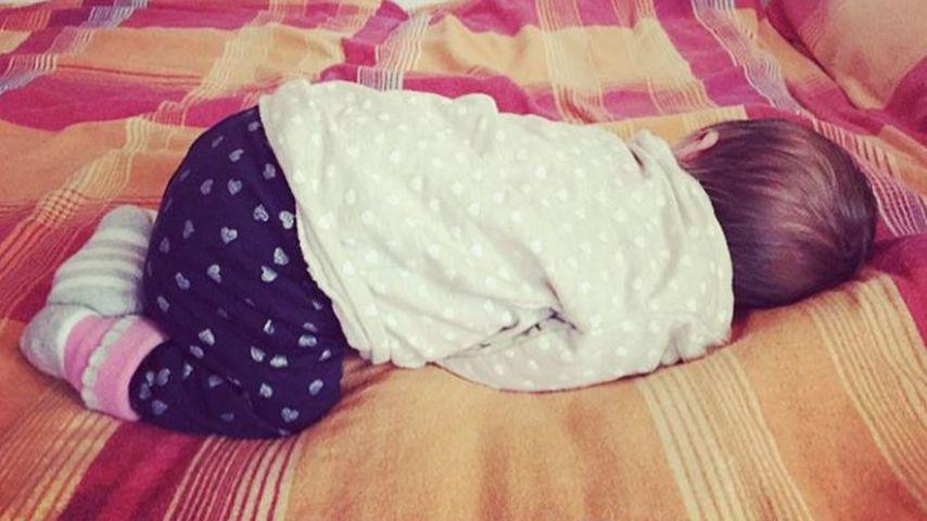 Wie niedlich! Tessa Bergmeier zeigt ihr putziges Baby