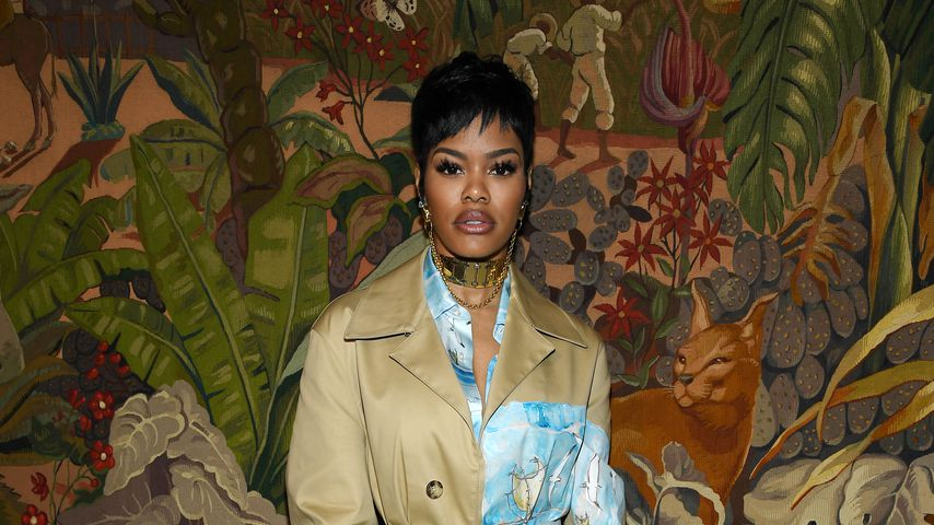 Teyana Taylor im Februar 2020 in Paris