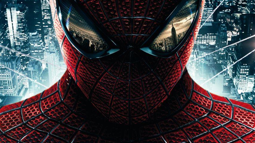 """Neue Bilder von """"The Amazing Spiderman"""""""