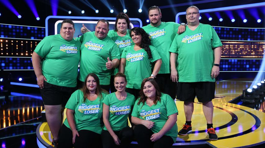 """The Biggest Loser""-Team Grün"
