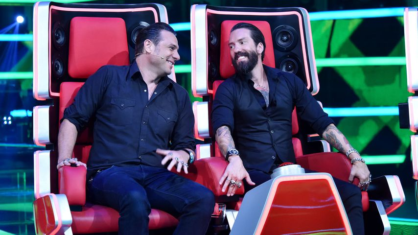 "The BossHoss bei ""The Voice Senior"""