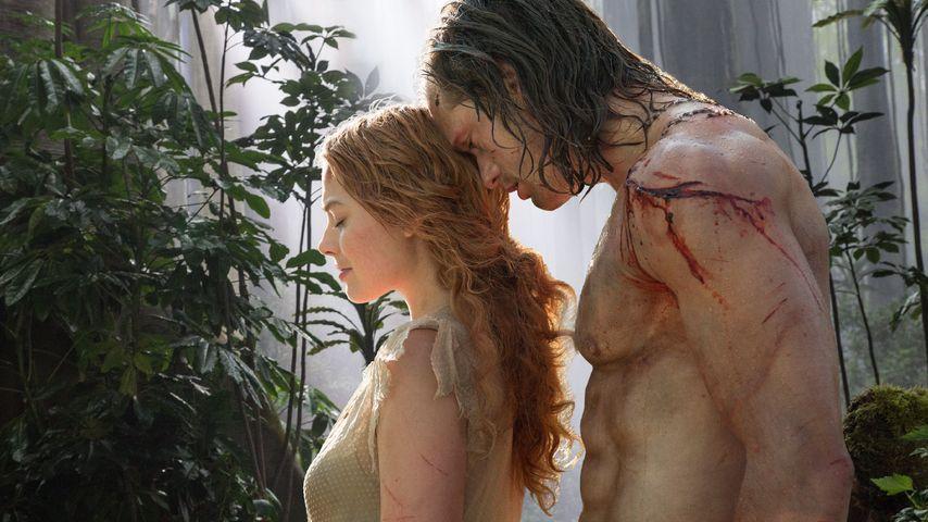 """""""Tarzan""""-Sexszene: Schlug Margot Robbie Alexander Skarsgard?"""