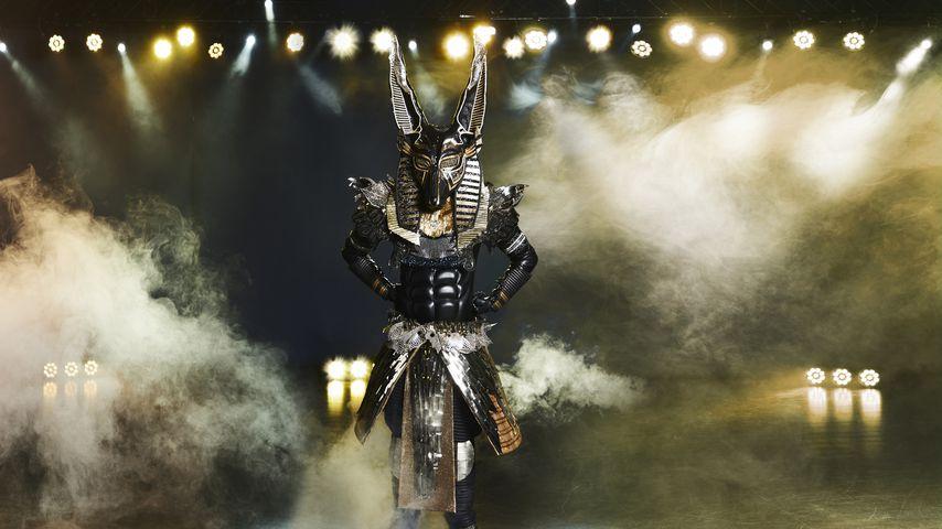 """The Masked Singer""-Anubis"