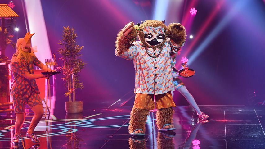 """The Masked Singer""-Faultier"