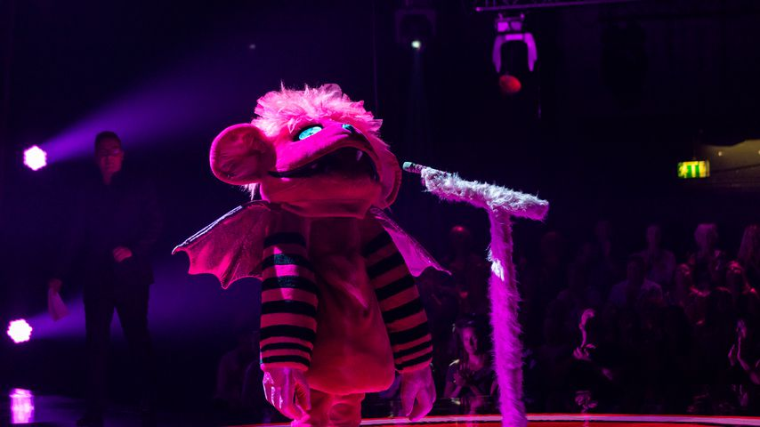 """Tatsächlich: Diese Promi-Dame ist """"Masked Singer""""-Monster!"""
