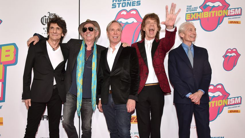 The Rolling Stones  in New York City