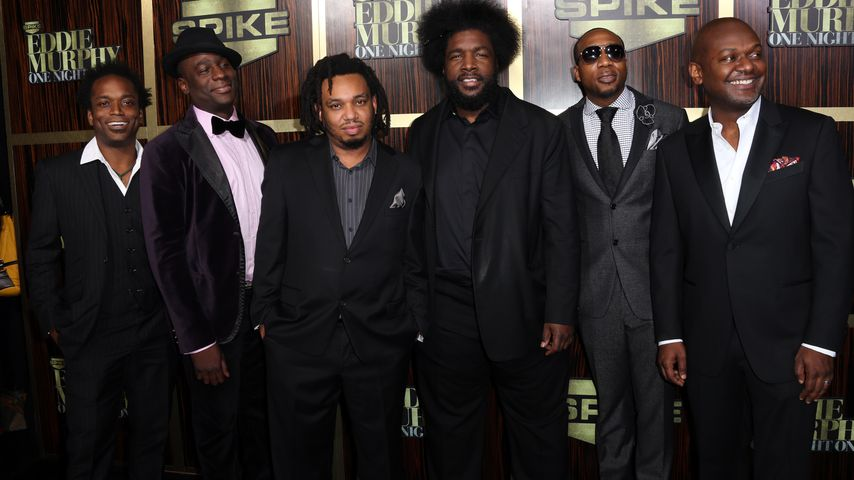 """The Roots bei """"Eddie Murphy: One Night Only""""-Event in Beverly Hills im November 2012"""