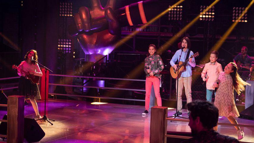 """The Voice Kids"" Kandidaten 2021"