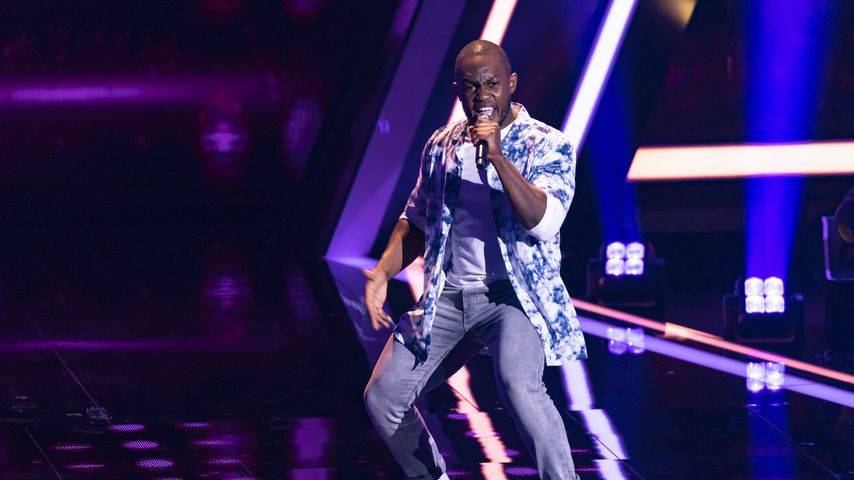 """The Voice of Germany""-Kandidat Eugene bei den Blind Auditions"
