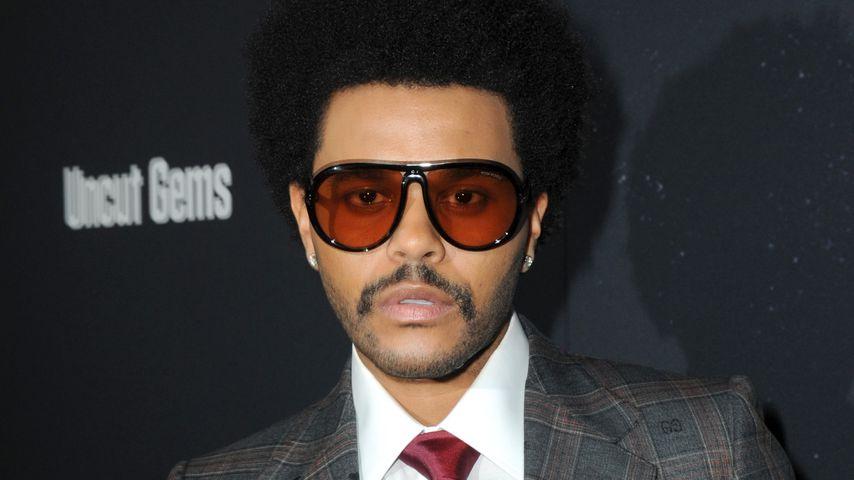 The Weeknd im Dezember 2019 in Los Angeles