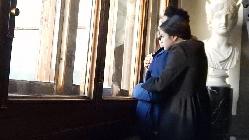The Weeknd und Selena Gomez in Florenz