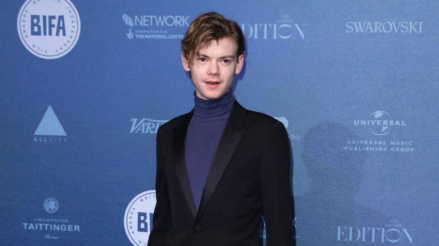 Thomas Brodie-Sangster, Schauspieler