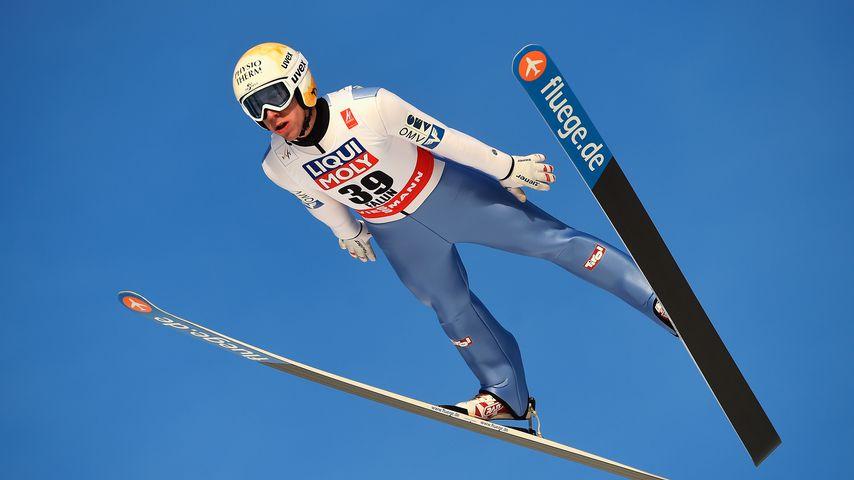 Thomas Diethart bei den FIS Nordic World Ski Championships 2015 in Falun, Schweden