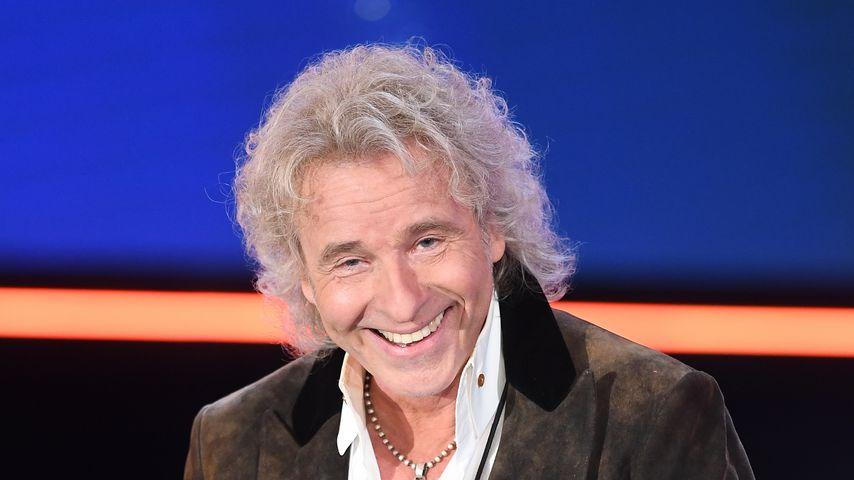 Thomas Gottschalk beim Bayerischen Fernsehpreis 2017