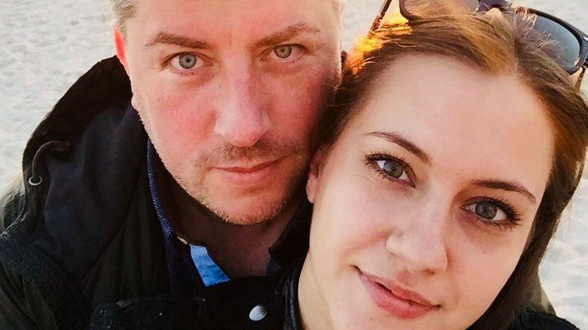 Thomas Hanreich und Lara Keszler