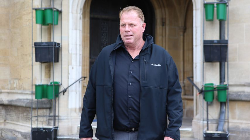 Thomas Markle Jr. auf Schloss Windsor