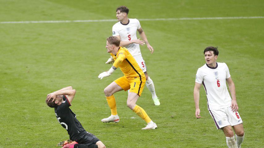 Thomas Müller beim EM-Spiel gegen England