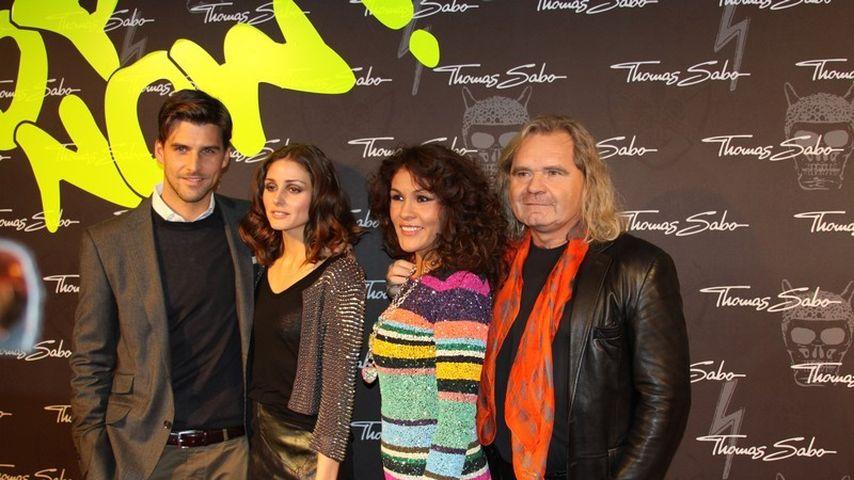 Olivia Palermo & Monrose-Bahar ganz schmuck
