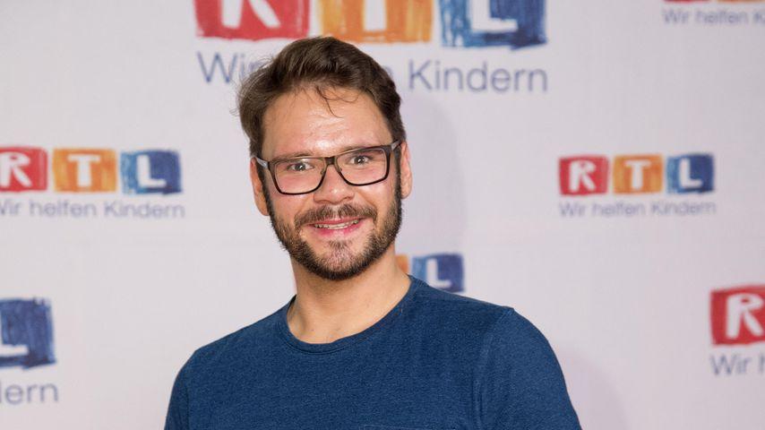Thomas Drechsel beim RTL-Spendenmarathon 2017