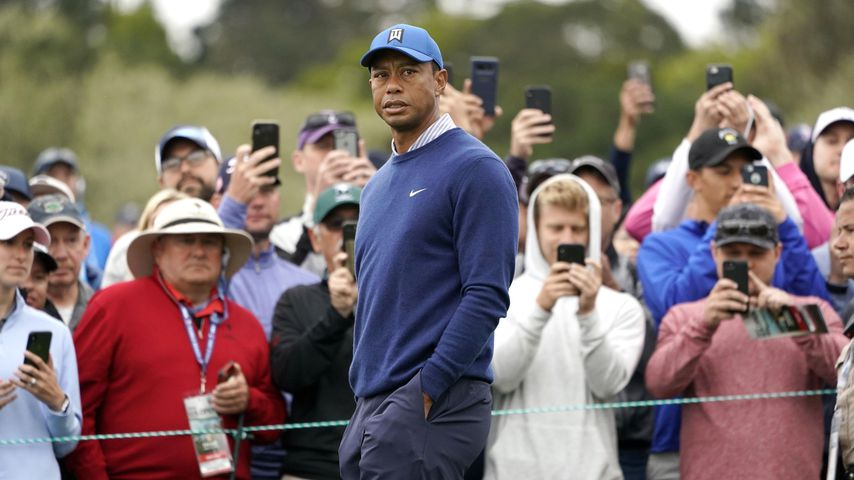 Tiger Woods im Juni 2019