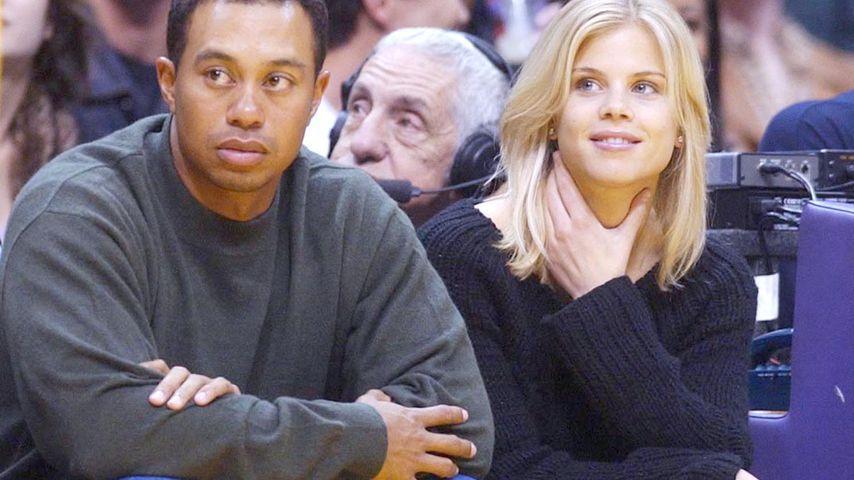 Verdächtige Fotos: Ist Tiger Woods' Ex Elin schwanger?