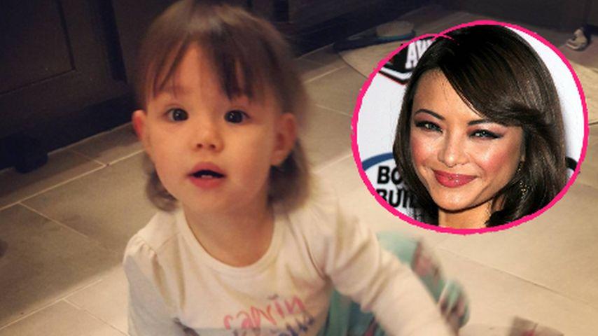 Porno-Star ganz brav: Tila Tequilas Tochter zähmt ihre Mama