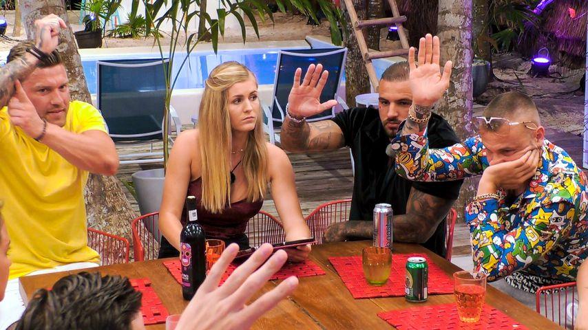 """Till, Hanna, Diogo und Eric bei """"Ex on the Beach"""""""